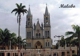 1 AK Äquatorialguinea Equatorial Guinea * Kathedrale In Der Hauptstadt Malabo * - Equatorial Guinea