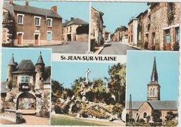 Ille  Et  Vilaine :  ST  JEAN  Sur  VILAINE  :  Vues - France