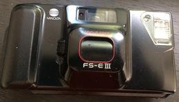 Appareil Photo Argentique Compact Minolta Fs - E III - Appareils Photo