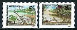 República Dominicana Nº 1196/7 Nuevo - República Dominicana