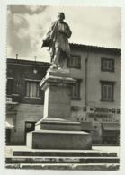 FUCECCHIO - MONUMENTO A G.MONTANELLI   - VIAGGIATA   FG - Firenze