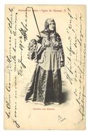 Carte Postale Ancienne Russie - Types De Caucase 7 - Russie