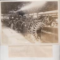 NICKEL INDUSTRY IN CANADA POWER PLANT    21*16CM Fonds Victor FORBIN 1864-1947 - Profesiones