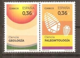 España/Spain-(MNH/**) - Edifil 4734-35 - Yvert 4415-16 - 1931-Hoy: 2ª República - ... Juan Carlos I