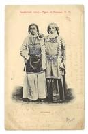 Carte Postale Ancienne Russie  - Types De Caucase 16 - Russie