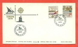 EUROPA CEPT-EUROPE- FDC MALTA 1979 - Malta