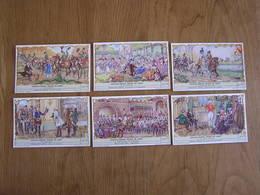 LIEBIG Charles-Joseph Prince De Ligne  Histoire Série De 6 Chromos Trading Cards Chromo - Liebig