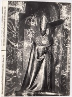Citta Del Vaticno, Basilica Di S. Pietro, Monumento A Pio XII (Scultore F. Messina), Unused Postcard [23237] - Vatican