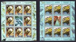 Europa Cept 2001 Yugoslavia 2v Sheetlets  ** Mnh (42895) - 2001
