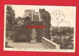 50 Manche ST LO La Tour De Beauregard Vestige Des Anciennes Fortifications - Saint Lo