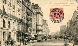 75  PARIS 18e AR  RUE DE  LA CHAPELLE - Arrondissement: 18