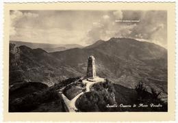 SACELLO OSSARIO DI MONTE PASUBIO - 1952 - Vedi Retro - Monumenti Ai Caduti