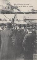 Evènements - Explosion Navire Cuirassé Iéna - Ministre De La Marine Thomson Sur Les Lieux - Catástrofes