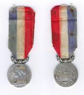 MINISTERE DES COLONIES. MEDAILLE DU TRAVAIL ARGENT GRAVEUR O. ROTY. ATTRIBUEE 1928 A VIETNAMIEN. - France