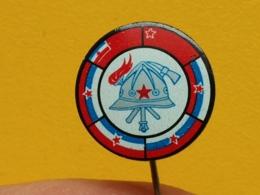 List 107 - POMPIERS, FIREFIGHTER, FIREMEN, YUGOSLAVIA - Pompieri