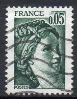 FRANCE N° 1964 O Y&T 1977-1978 Sabine - 1977-81 Sabine Of Gandon