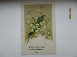 WONDEREFUL UNSIGNED C. KLEIN LILY OF THE VALLEY  ,M - Illustrateurs & Photographes