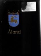 Aland 1984-2012 Almost Complete Collection In DAVO Album - Colecciones (en álbumes)