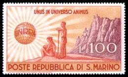 San Marino, 1946, UNRRA, United Nations Relief And Rehabilitation Administration, MNH, Michel 350 - Saint-Marin