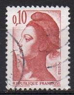 FRANCE N° 2179 O Y&T 1982 Liberté - 1977-81 Sabine Of Gandon