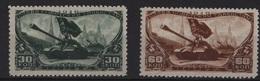 RUSSIE YT N°1013 ET 1014 NEUFS ** - 1923-1991 URSS