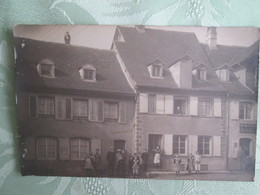Carte Photo   Wasselonne .  Schlosserei Robert - Wasselonne