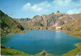 Val D' Aosta - Il Lago Del Gran San Bernardo  - Fg Vg - Altre Città