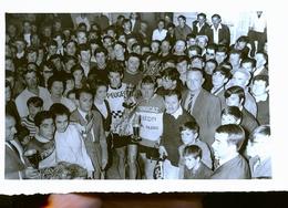 CREON    ET SES ENVIRONS   CYCLISTE COURSE           PHOTO ANNEES 70 /80/90 - Autres Communes