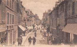 Langres - La Rue Diderot - 1916 - Témoignage De Guerre - Langres