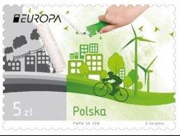 POLOGNE POLAND POLEN EUROPA CEPT 2016 Set/serie , Neuve/mint - Europa-CEPT