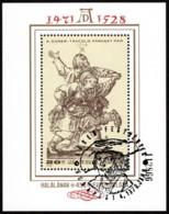 HUN SC #2564 U SS W/FD Cancel 1979 Albrecht Durer CV $3.25 - Used Stamps
