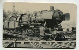 TK 07664 GERMANY - Chip K 446A 09.91 Steam Train & Stamp  2000 Ex. - Treinen