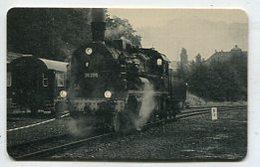 TK 07665 GERMANY - Chip O 1046A 05.92 Steam Train & Stamp  1000 Ex. - Treinen