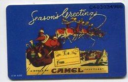 TK 07668 NETHERLANDS - Chip Camel & Christmas 07.94  8000ex. - Christmas