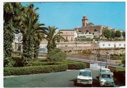 BITONTO - PORTA LA MAJA E SCORCIO PANORAMICO - AUTOMOBILI - CARS - Bitonto