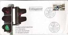 Strassenverkehr 1981 - FDC Bonn - Sécurité Routière - Sicherheit - [7] République Fédérale