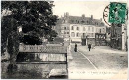 27 GISORS - L'hotel De L'Ecu De France - Gisors