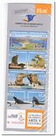Ecuador 2011, Postfris MNH, Nature, Birds, Animals ( 2 Booklets, Carnets ) - Ecuador