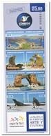Ecuador 2011, Postfris MNH, Animals, Birds, Nature ( 2 Booklets, Carnets ) - Ecuador
