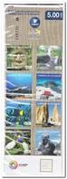 Ecuador 2012, Postfris MNH, Fish, Birds, Flowers, Nature ( 2 Booklets, Carnets ) - Ecuador