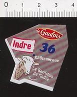 Magnet Le Gaulois / Département Indre 36 Mouton Le Berrichon De L'Indre 01-mag1 - Magnets