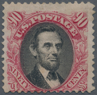 USA Lincoln 90c. 1869 - Ongebruikt
