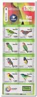 Ecuador 2015, Postfris MNH, Birds, Owl ( 2 Booklets, Carnets ) - Ecuador