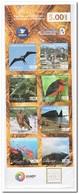 Ecuador 2013, Postfris MNH, Birds, Fish, Flowers, Nature, Seaturtle ( 2 Booklets, Carnets ) - Ecuador