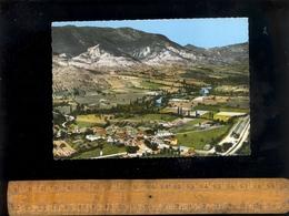 SAINT ST PIERRE D'ARGENCON Hautes Alpes 05 : Vue Aérienne Sur Le Village La Chauranne Et Col De Cabre 1966 - Other Municipalities