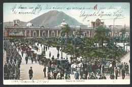 +++ CPA - Amérique - Perou - LIMA - Palacio De Gobierno   // - Pérou