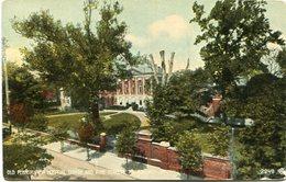 PENNSYLVANIA HOSPITAL, EIGHTH AND PINE STREETS, PHILADELPHIA. U.S.A. POST CARD CPA CIRCA 1920's NOT CIRCULATED - LILHU - Philadelphia