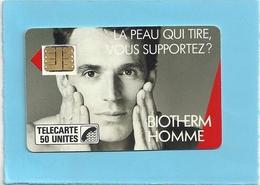 F 3 - BIOTHERME . SC3 - COTE 170 € - France