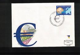 Bosnia And Herzegowina Sarajevo 2002 EURO  FDC - 2002
