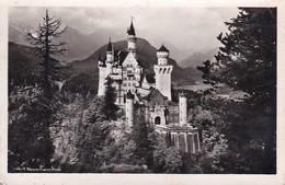 AK Schloß Neuschwanstein - Feldpost Stamm-Komp Gren-Ers. ... - 1943 (41469) - Fuessen